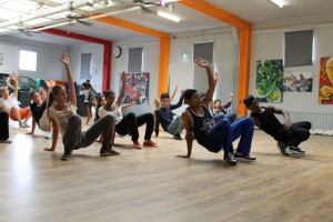 Breakdance-les